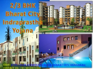 Bharat City Indraprastha Yojana Beautifully Designed