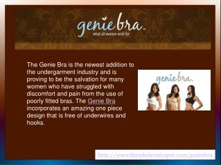 genie bra reviews revealing some unparalleled features