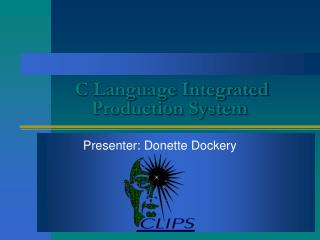 C Language Integrated Production System
