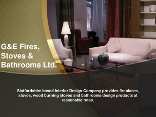 Fireplace Services in Cheshire