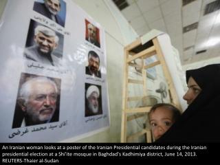 Iran votes
