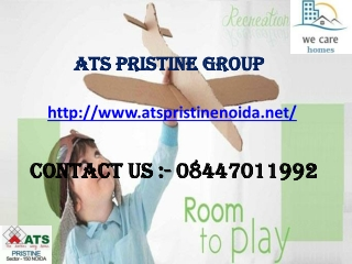ATS New Launch Noida expressway Sector 150 Call 84470-11992