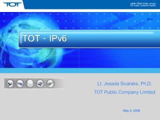 TOT - IPv6