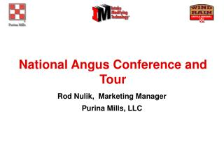 National Angus Conference and Tour