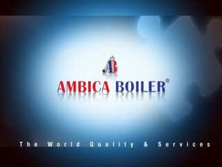 Ambica boilers : indian boiler manufacturer,Coal Fired Steam