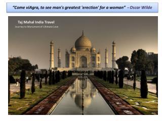 taj mahal india travel