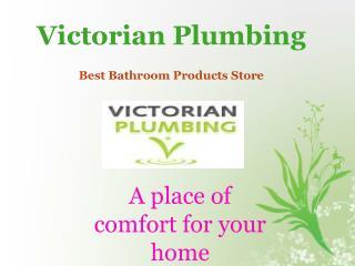 Victorian plumbing