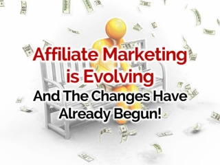 Affiliate Marketing Redefined