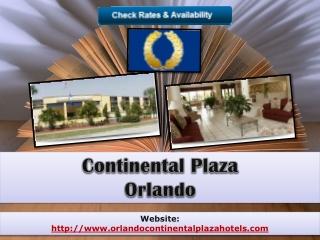 Continental plaza orlando