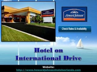 hotel on international drive