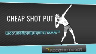 cheap shot put