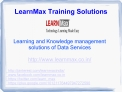 Telecom Training @ LearnMax
