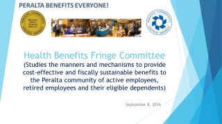2012 Benefits Enrollment