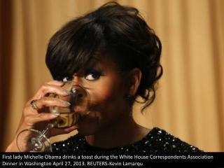 Michelle Obama's hair styles