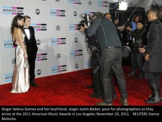 Bieber and Selena