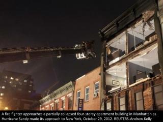 Chelsea building collapse