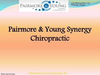Chiropractic Care For That Perennial Backache