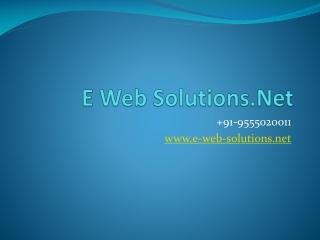 Website Designing Packages in Delhi