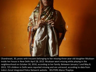 India's missing daughters
