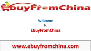 Buy China Wholesale Electronics