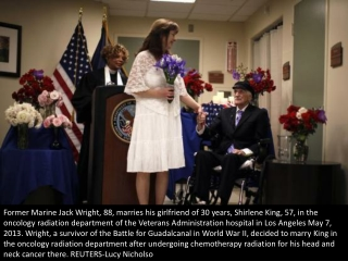 Tying the knot at 88