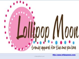 LollipopMoon - The top Baby Boutique