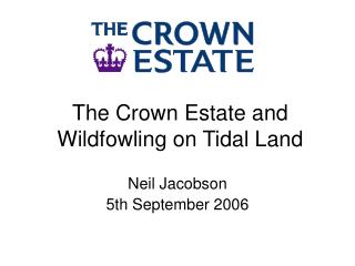 The Crown Estate and Wildfowling on Tidal Land