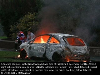 Northern Ireland's recent woes