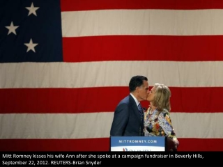 Ann and Mitt