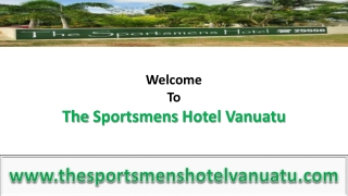 The Sportsmens Hotel Accommodation, Bamboo Bar