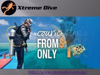 scuba diving perth