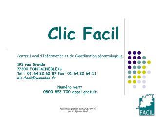 Clic Facil