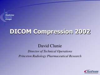 DICOM Compression 2002
