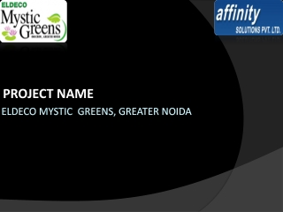 Mystic Greens Apartments@9999684955