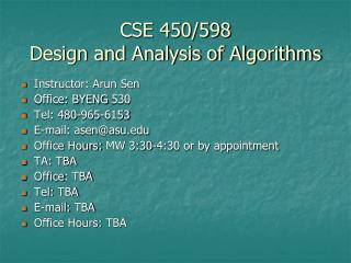 CSE 450
