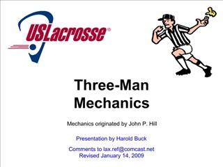 Mechanics originated by John P. Hill