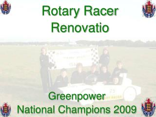 Rotary Racer Renovatio