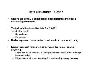 Data Structures - Graph