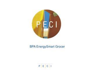 BPA EnergySmart Grocer