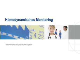H modynamisches Monitoring