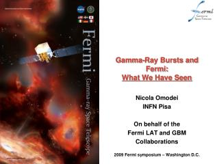 Gamma-Ray Bursts and Fermi: What We Have Seen