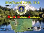 Mid-Air Collision Avoidance