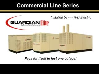Commercial Line Series