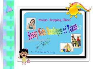 Sassy Kids Boutique of Texas