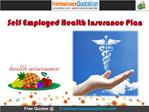 How To Get The Best Health Insurance For Self Employed