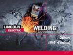 GMAW MIG Welding