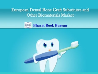 European Dental Bone Graft Substitutes and Other Biomateria