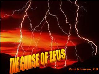 THE CURSE OF ZEUS