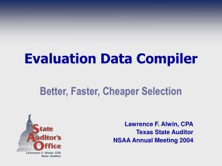 Evaluation Data Compiler