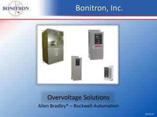 Bonitron, Inc.